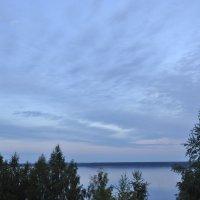 Рисунок на Небесах так нежен и единожд :: Ольга Гукова