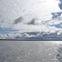 Милый разговор Небес и ветра Севера :: Ольга Гукова