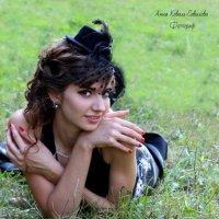 Возвращение Графини в поместье :: Анна Коваль-Савилова
