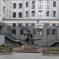Памятник Василию на Васильевском острове :: Вера