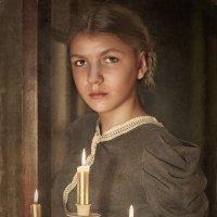 Старая добрая школа.... :: Elena Fokina