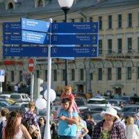 городские ритмы или кто куда и как :: Олег Лукьянов