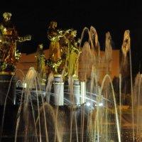 Ночной концерт пришельцев в Москве... :) :: Анатолий Петров