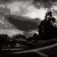 На закате дня... :: Юрий Гординский