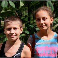 Артём и Ева. {родные брат и сестра} :: Anatol Livtsov
