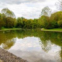 Речушка в парке :: Eugen Pracht