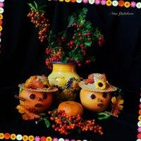Весёлые грейпфруты :: Nina Yudicheva