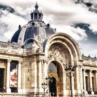 Пять фото о Париже. :: Alex