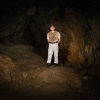 Большая Фанагорийская пещера :: Сергей Каюда