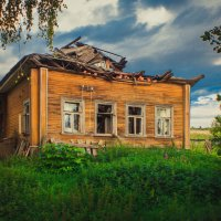 Русское село :: Олег Козырев