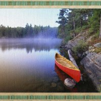 Одинокая лодка :: Лидия (naum.lidiya)