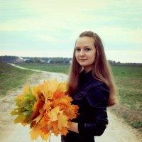 Ах,эта осень... :: Ирина Головкина