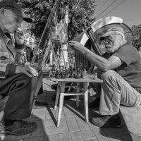 Партия в шахматы :: Юрий Никульников