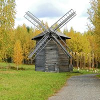 Ветряная мельница :: petyxov петухов