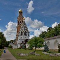 В монастыре :: Константин