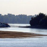 низкая вода в сентябре :: Алексей Меринов