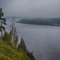 Дождь на Каме :: Владимир Максимов