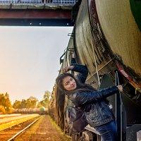 Мечта о путешествии :: Денис Вишняков
