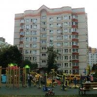 Новые детские площадки радуют в Подмосковном городе Люберцы! :: Ольга Кривых