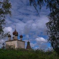 Надвратная церковь :: Alexandr Яковлев