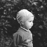 Загадочьный мальчик :: Alena Kazanceva