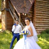 очаровательная невеста :: Ольга Гребенникова