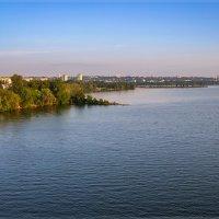 Доброе утро, Днепропетровск! :: Denis Aksenov