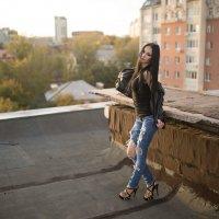 Крыша :: Юлия Русанова