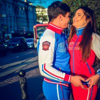 Спортсмены :: Валерия Дроздова