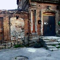 На улице Донской. :: Анфиса
