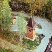 Монастырская колокольня :: Элина Любицкая (Одинова)