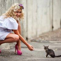 Профессиональные фотосессии девушек :: Дарья Дойлидова