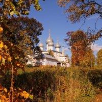 Крестовоздвиженский храм :: kolyeretka
