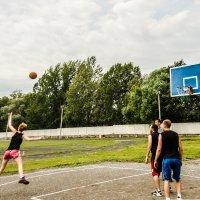 стритбол :: Иван Моняков