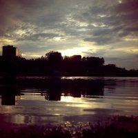 вечерний город :: Ольга (Кошкотень) Медведева