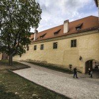 Центральные ворота в замок :: Gennadiy Karasev