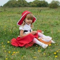 Красная шапочка :: Люда Кацубо