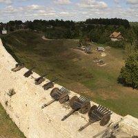 Крепостная стена. :: Владимир. Ермаков