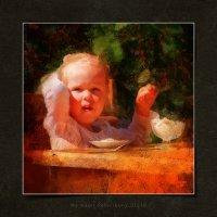 Девочка и мороженое с марципанами :: Станислав Лебединский