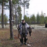 Удачная охота :: Николай Гирев