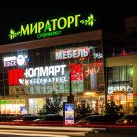 Ночной Воронеж :: Александр Нестеренко
