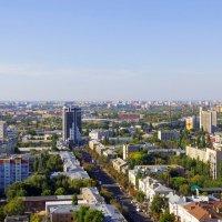 Улица города :: Юрий Стародубцев