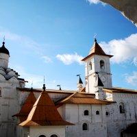 Монастырь Александра Свирского. Фрагмент :: Татьяна Богачева