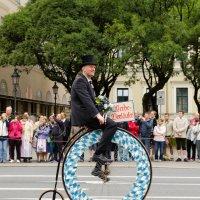 Велосипед. Начало. :: Eugen Pracht