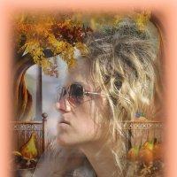 Осенний набросок...... :: Tatiana Markova