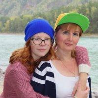 мама с дочкой :: Tanyana Zholobova