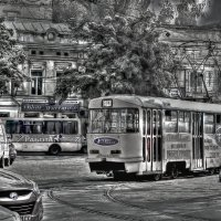 Тираспольская площадь :: Александр Корчемный