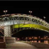 Патриарший мост. :: Владимир Елкин
