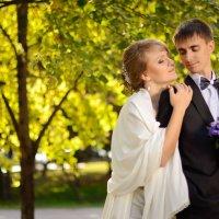 Осенняя свадьба Любовь и Роман :: iviphoto Иванова