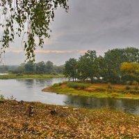 Осень  на  Березине. :: Валера39 Василевский.